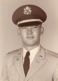 2LT Cumberland A. Warden, June 1961.